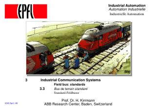 Industrial Autom ation Automation Industrielle Industrielle Automation