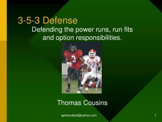3-5-3 Defense