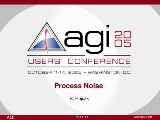 Process Noise