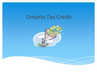 Ontario Tax Credit