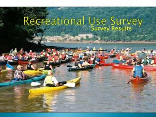 Recreational Use Survey