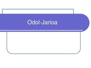 Odol-Jarioa