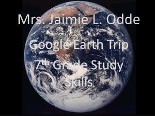 Mrs.  Jaimie  L. Odde