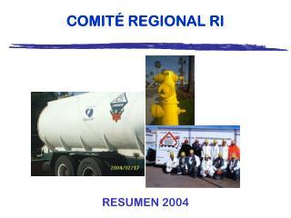 COMITÉ REGIONAL RI