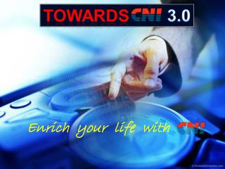 Enrich  your  life  with