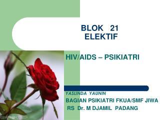 BLOK   21  ELEKTIF