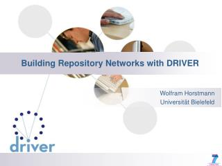 Building Repository Networks with DRIVER