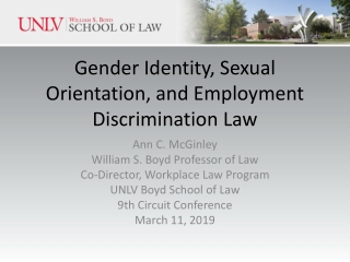Discrimination Laws: Title VII of the Civil Rights Act of 1964