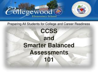 Preparing All Students for College and Career Readiness