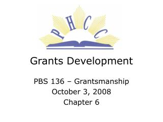 Grants Development