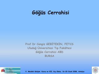 G�?�s Cerrahisi