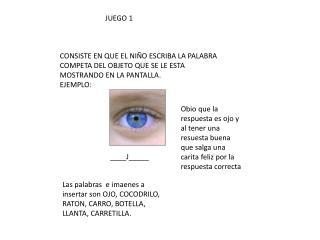 JUEGO 1