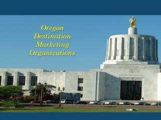 Oregon Destination Marketing Organizations