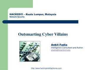 HACKED!!! – Kuala Lumpur, Malaysia Network Security