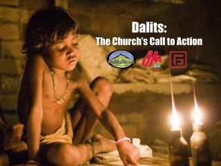 Dalits: The Church's Call to Action