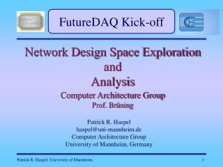 FutureDAQ Kick-off