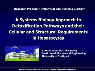 "Research Program ""Systems of Life-Systems Biology"""