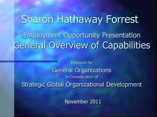 Sharon Hathaway Forrest