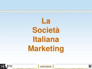 La  Società Italiana Marketing