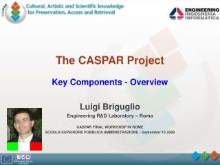The CASPAR Project