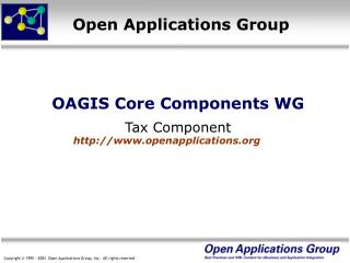 Open Applications Group