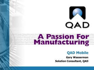 QAD Mobile