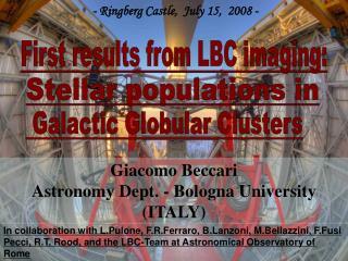 Stellar populations in