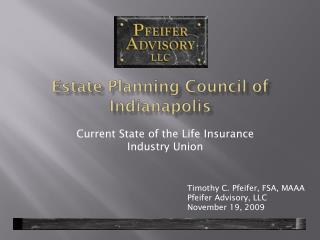 Estate Planning Council of Indianapolis