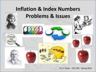 Inflation & Index Numbers Problems & Issues