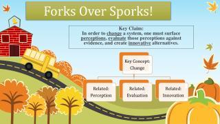 Forks Over  Sporks !