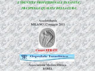 Cesare EFRATI