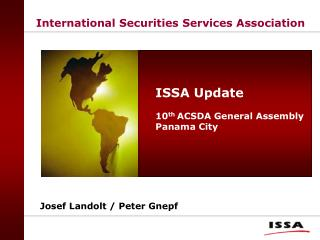 International Securities Services Association