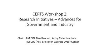Cyberspace Operations Officer Assignment Update