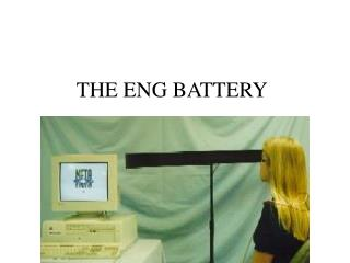 THE ENG BATTERY