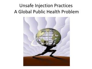 Unsafe Injection Practices    A Global Public Health Problem