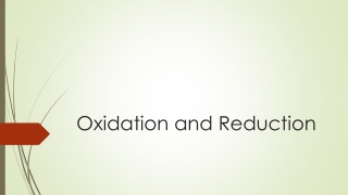 Oxidation numbers  and  balancing equations
