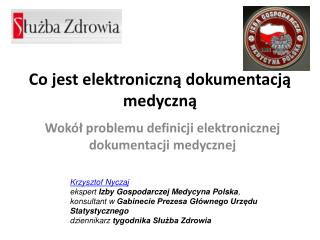 Co jest elektroniczną dokumentacją medyczną