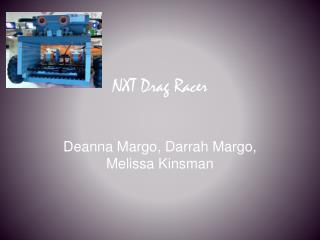 NXT Drag Racer
