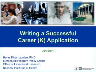 Writing a Successful Career (K) Application