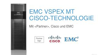 EMC VSPEX MT CISCO-TECHNOLOGIE