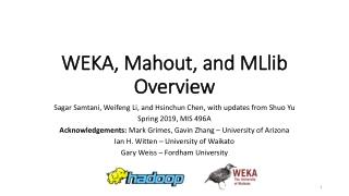 Data Mining-Knowledge Presentation ID3 algorithm