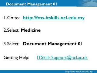 Document Management 01
