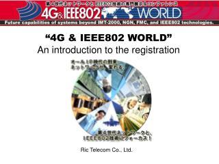 Ric Telecom Co., Ltd.