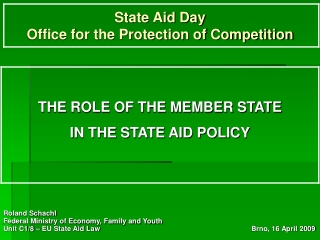 State aid and Structural Funds