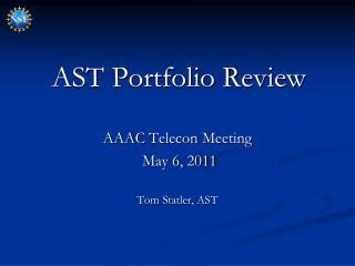 AST Portfolio Review