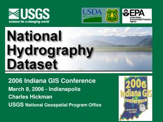 2006 Indiana GIS Conference March 8, 2006 - Indianapolis Charles Hickman
