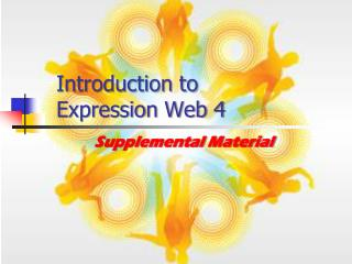 Introduction to  Expression Web 4