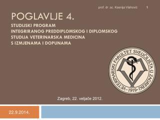 Zagreb, 22. veljače 2012.