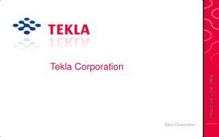 Tekla Corporation