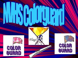 NVHS Colorguard